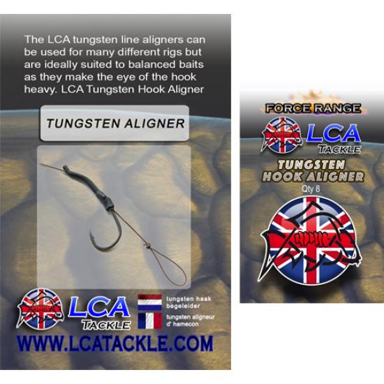 Тежък алайнер LCA, 8 броя