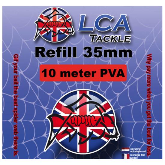 PVA пълнител LCA, 10 метра, 25 и 35 mm