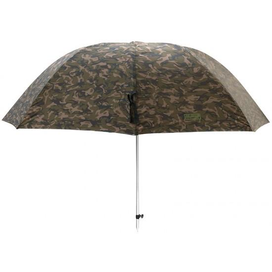 Чадър FOX 60ins Camo Brolly