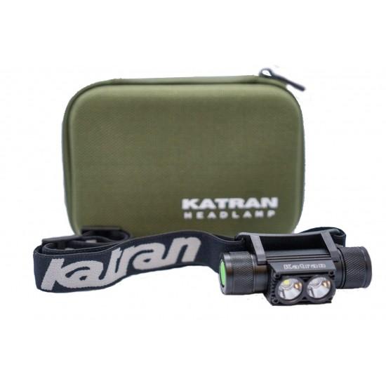 Челник KATRAN Headlamp W/B 460