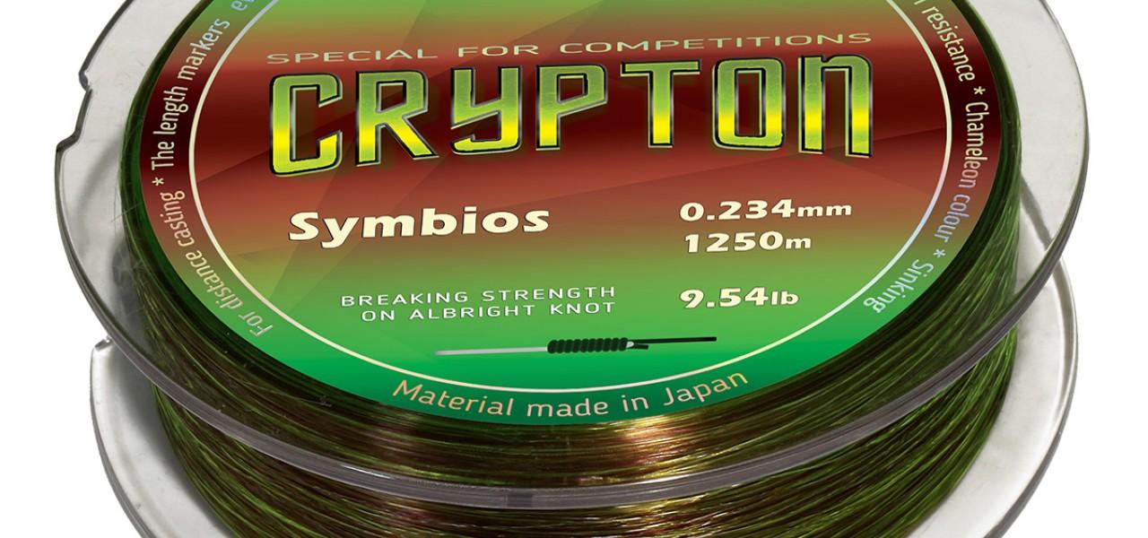 НОВО - Katran Crypton Symbios - Най-здравото влакно от гамата на Katran!