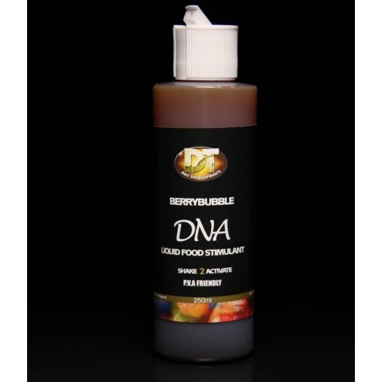 Атрактор DT Bait BerryBubble DNA, 250 ml